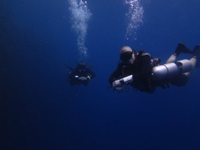 Sidemount And Tec 50 Courses