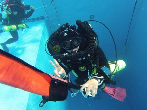 rebreathers for divers