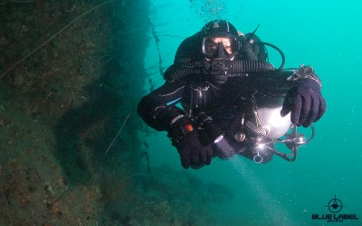 Edward Chin CCR wreck course and ccr cave course review
