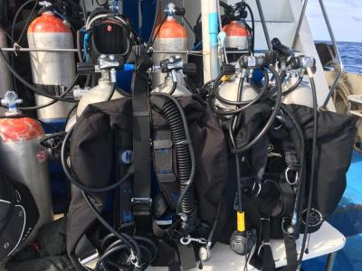 PADI TRIMIX 90 COURSE
