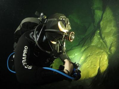 cave courses ssi