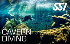 SSI Cavern diving course