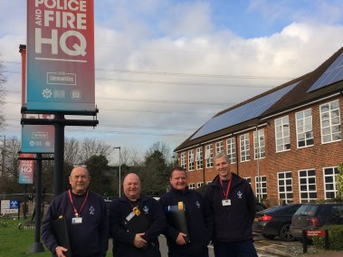 fitters team at HFRS