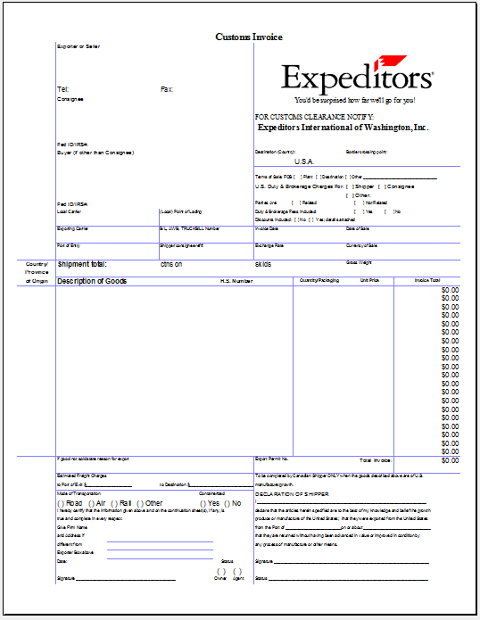 hourly invoice template 09