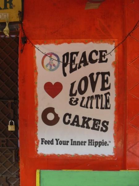 Last Hippy Standing Bar - Chapora