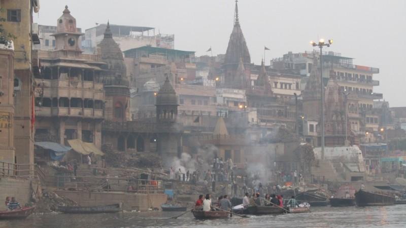 The Burning Ghat
