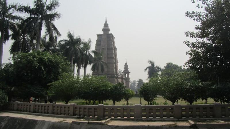 Mulagandha Kuri Viharah Temple