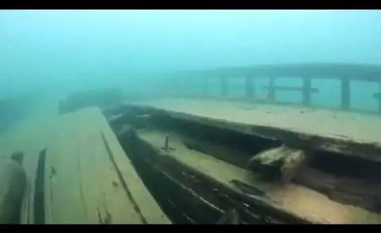 Bermudy, drewniany szkuner sprzed 144 lat