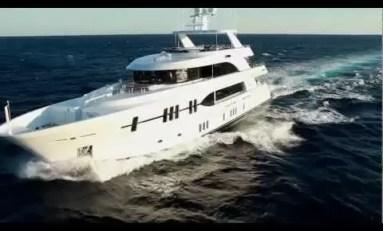 Spacer po jachcie Ocean Alexander 120