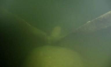 Wrak amerykańskiej latającej łodzi patrolowej na dnie Jeziora Waszyngtona