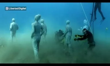 Powstaje pierwsze podwodne muzeum rzeźb w Europie