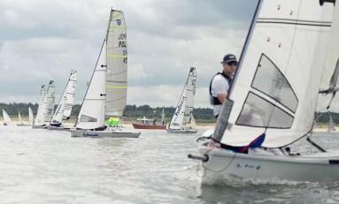 Nautica 450 na Warsaw Open