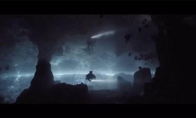 Podwodna jaskinia El Toh okiem Jonasa Pedersena