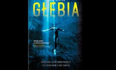 """""""Głębia"""". Rusza przedsprzedaż książki o freedivingu!"""