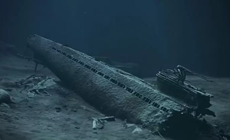 U-Boot-U-864-niemiecki-okret-podwodny-z-II-wojny-Światowej-wrak