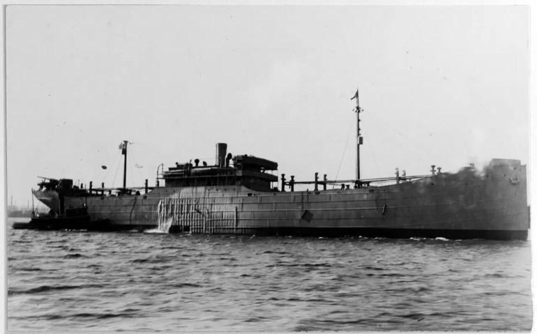 USS Fairmont, przemianowany następnie na Black Point