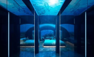 Podwodna luksusowa rezydencja Muraka niebawem zostanie otwarta