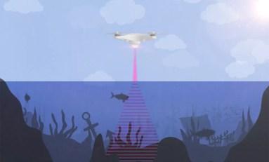 PASS - system sonarowy działający nad powierzchnią wody