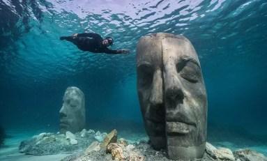 Nowa podwodna instalacja Jasona deCaires Taylora