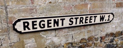 Famous Uk Street Signs
