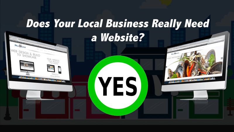 Does Your Business Need a Website