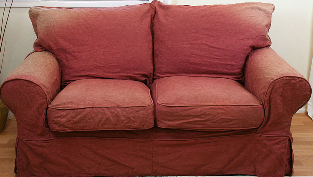 faded sofa covers