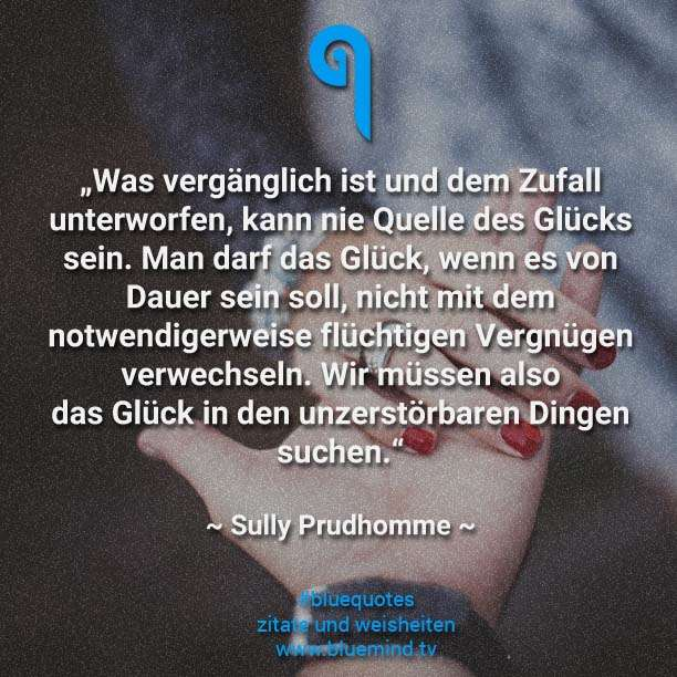 Sully Prudhomme Gluck