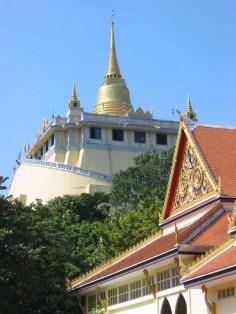 Golden Mount vom Fuß des Berges, Quelle: Wikipedia/Gerold Kogler