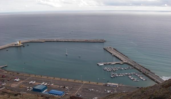 Porto Santo Marina Porto Santo Madeira Archipelago
