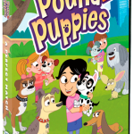 """Pound Puppies: A Perfect Match"" on DVD"