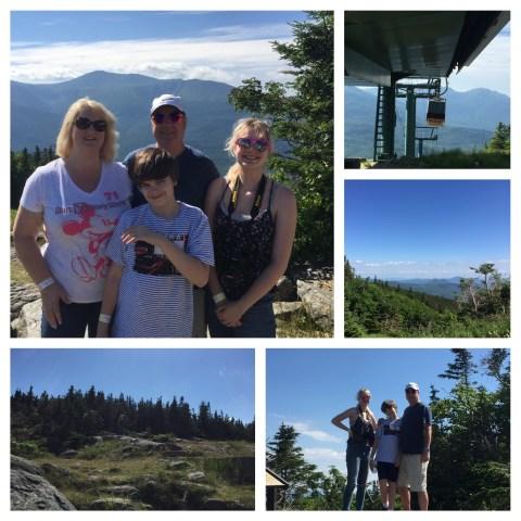 Exploring the White Mountains