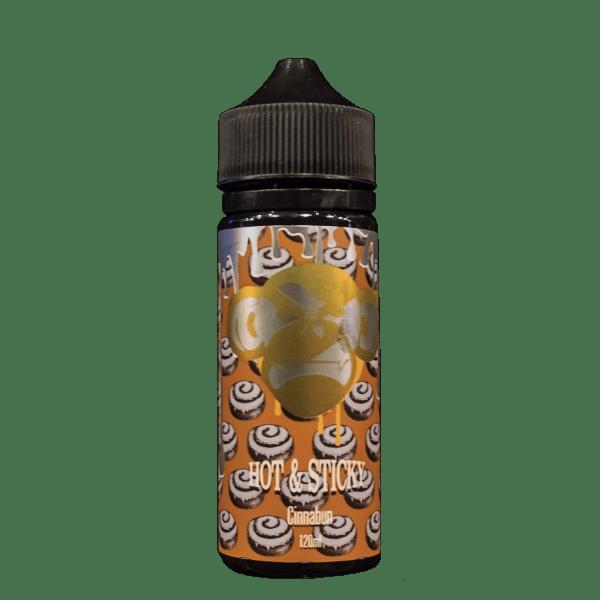 Hot & Sticky E-liquid