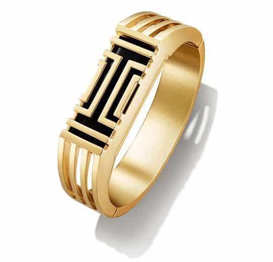 Tory Burch Gold Fitbit Bracelet for Flex