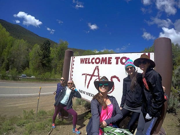 Taos Girls Trip | Blue Mountain Belle