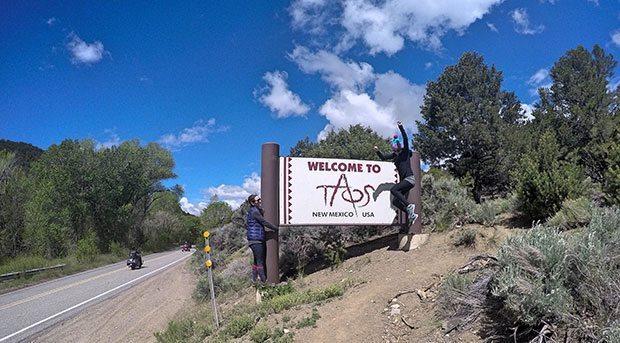 Taos Girls Weekend | Blue Mountain Belle