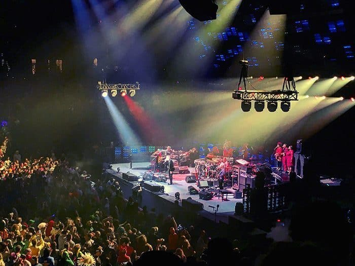 Phish Tour Fall 2016 | Blue Mountain Belle
