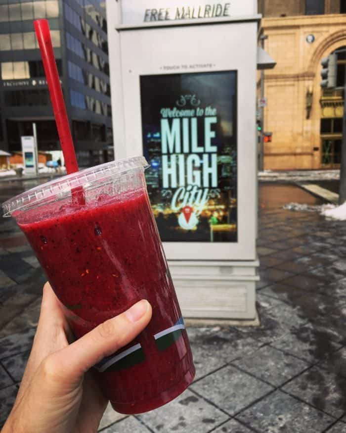 Where To Eat Healthy And Not Go Hungry In Denver