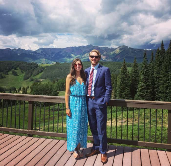 Blue Cuddy Maxi Dress - Blue Wedding Guest Dresses
