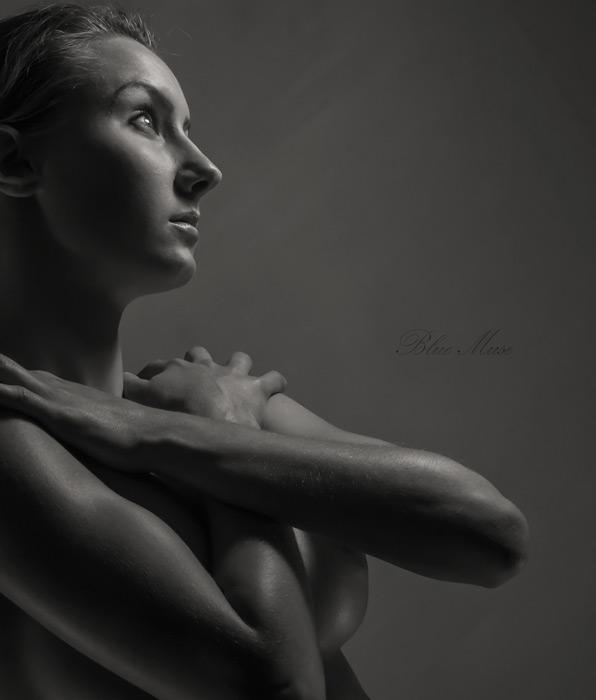 Blue Muse Fine Art with Kelseylinn Davis - 2013