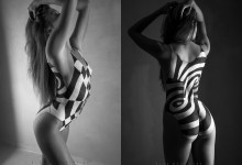 Blue Muse Fine Art with Arianna Paige - Twisted - 2016