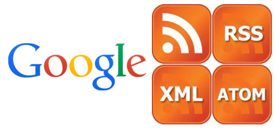 google says use xml sitemap rss atom feeds both