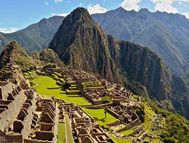 Peru Vacation Tours