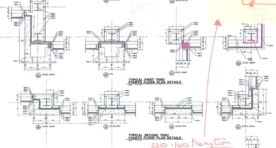 asi limited shop drawings bluent global