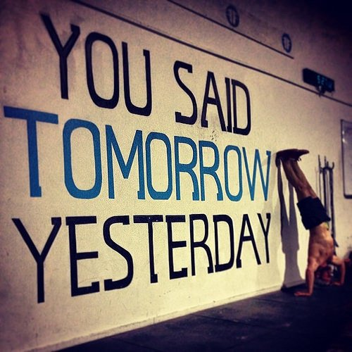 8 Inspirational Fitness Quotes To Get You Moving Blue
