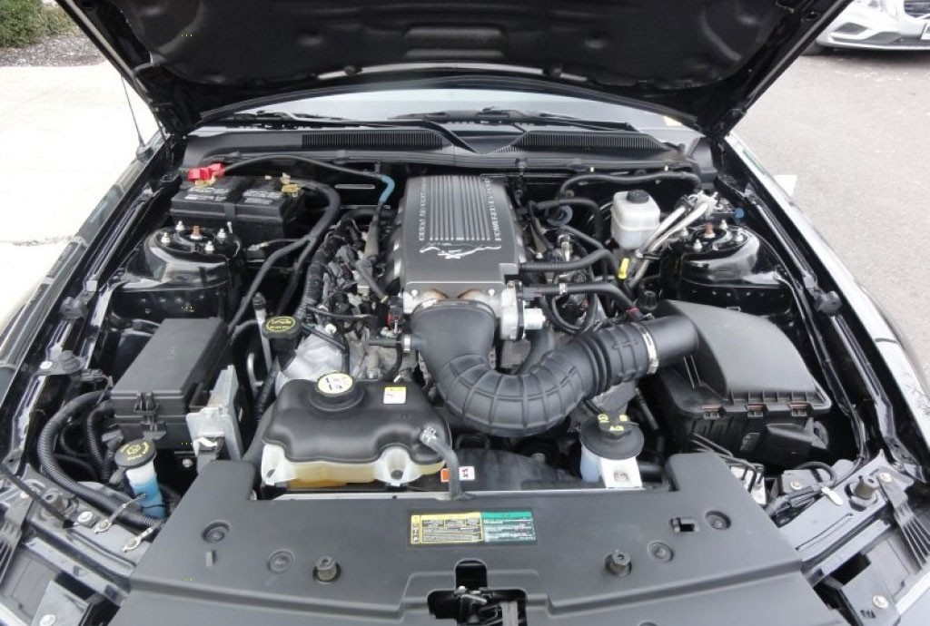 4 Gt 6 97 Engine Mustang
