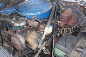 19731979 Ford Truck 460 V8 Swap – Blue Oval Trucks