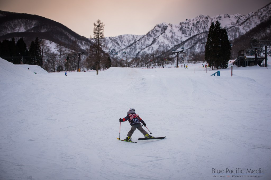 Hakuba Ski and Snowboard private photographer