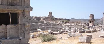 XANTHOS AND LETOON