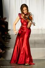 Sophie Serafino Violinist Singer Composer