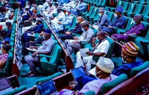 Emotions as Reps hold valedictory session for Prestige Ossy